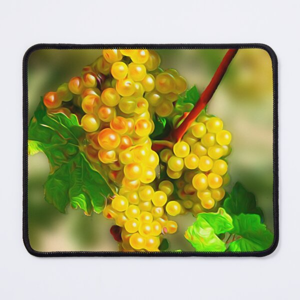Ripe For The Picking - Chardonnay Mouse Pad