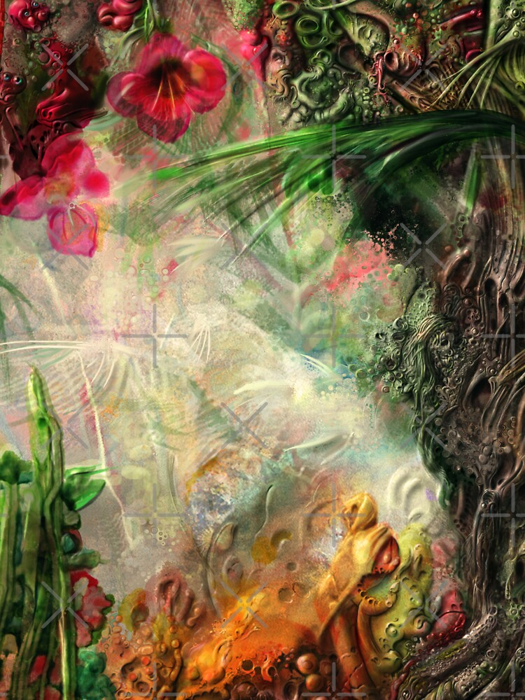 Qualia's Jungle by Kightleys