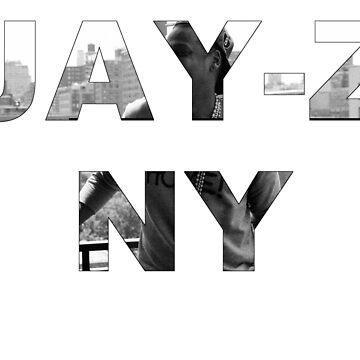 Jay-Z NY Design by Dylkel