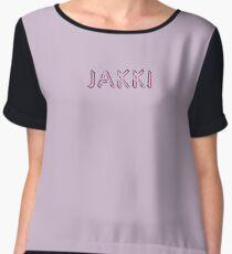 Jakki Women's Chiffon Top