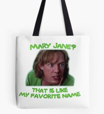 Shaggy and Mary Jane Tote Bag