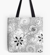 Beauty for Ashes - duco divina doodle Tote Bag