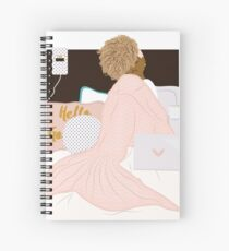 Mermaid II Spiral Notebook