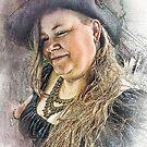 Pirate Desi Duncan by Samuel Vega