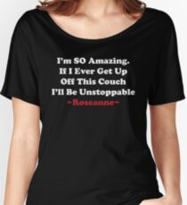 Unstoppable Women's Relaxed Fit T-Shirt