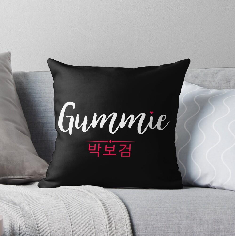 Park Bo Gum Fans - Gummie - Gummifans Fans Dekokissen