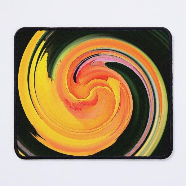 Sunset Swirl Mouse Pad