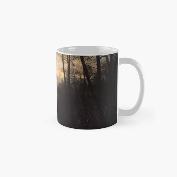 For the love of branches  Classic Mug