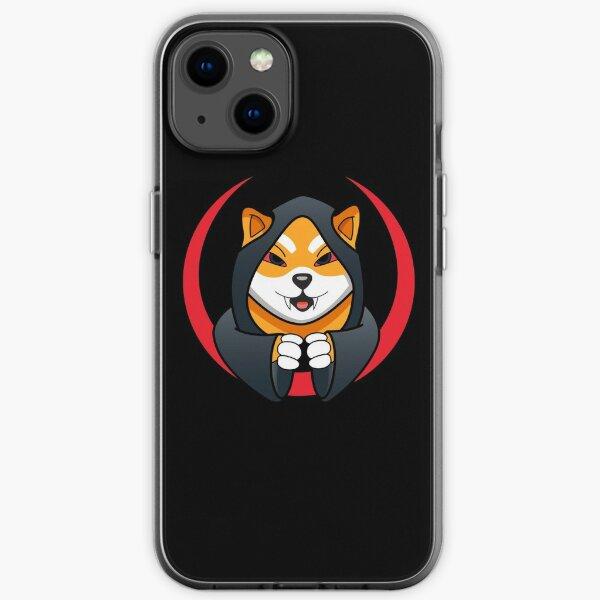 EVIL DOGE - dogecoin design  iPhone Soft Case