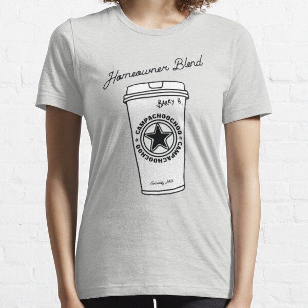 Campachoochoo, train guy  Essential T-Shirt
