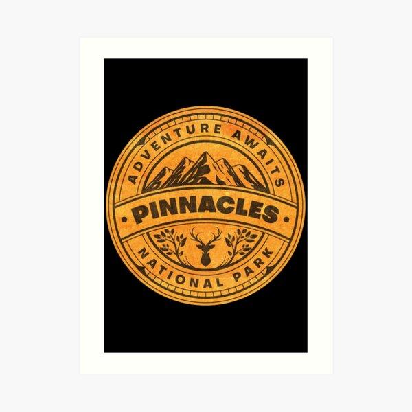 Pinnacles National Park Adventure Awaits Art Print