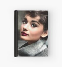 Audrey Hepburn Hardcover Journal