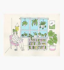 Plant Life Photographic Print