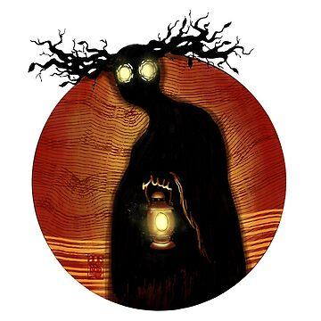 The Lantern by yabamena