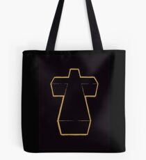 Justice Cross Tote Bag