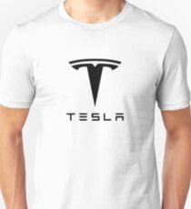 Tesla Motors Unisex T-Shirt