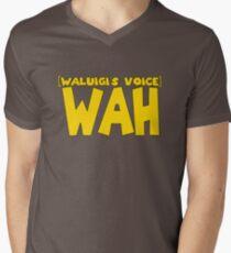 Wah Waluigi Voice T-Shirt