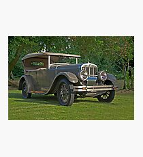 1926 Franklin Sport Touring Series 11 A Photographic Print