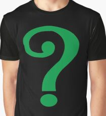 Riddle Graphic T-Shirt