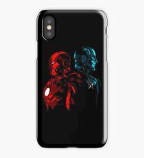 Captain Iron iPhone Case