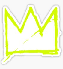 Crown (Green) Sticker
