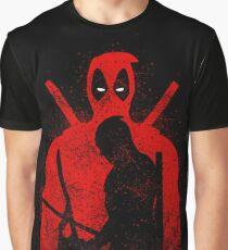 Redhood Hero Graphic T-Shirt