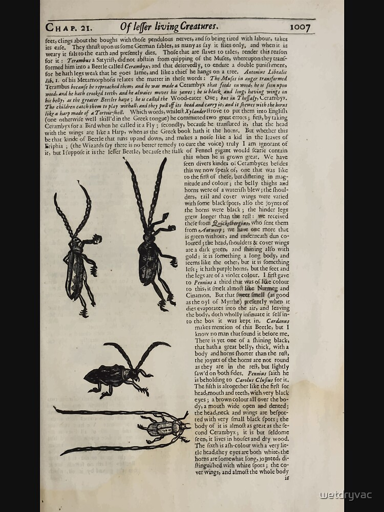 The History of Four Footed Beasts Serpents and Insects 183 by wetdryvac