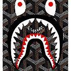 Shark Bape Goyard by jokocepak
