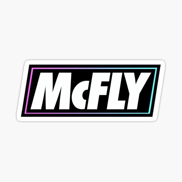 Mcfly Band - New Logo 2021 Sticker