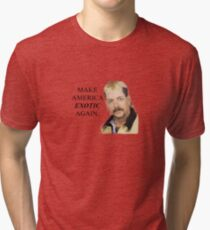 Mach Amerika wieder EXOTISCH Vintage T-Shirt