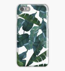 Banana Leaf Decor #redbubble #lifestyle iPhone Case/Skin
