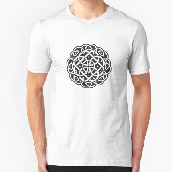 Celtic Knot Slim Fit T-Shirt