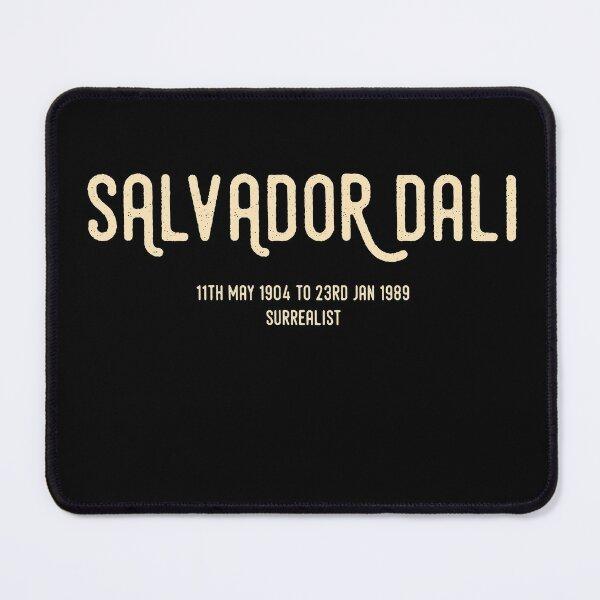 Salvador Dali Mouse Pad