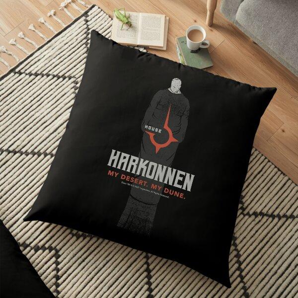 DUNE 2021 HOUSE HARKONNEN Floor Pillow