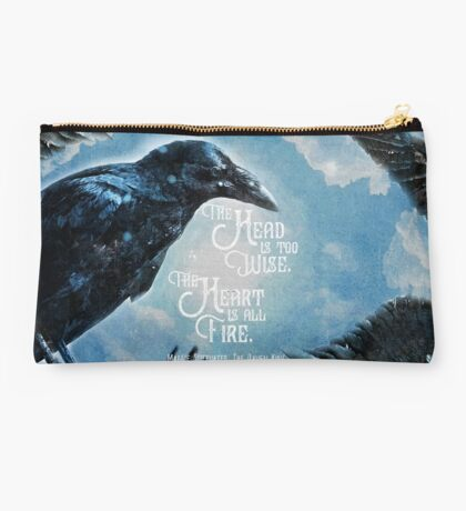 The Raven King - All Fire Studio Pouch