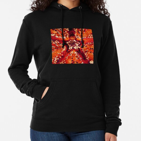 Magnificent Fire Urchin, Wakatobi National Park, Indonesia Lightweight Hoodie