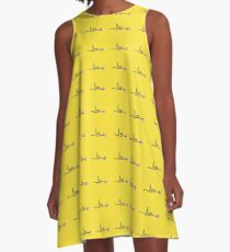 Registered Nurse  A-Line Dress