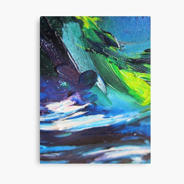 Luminous Canvas Print