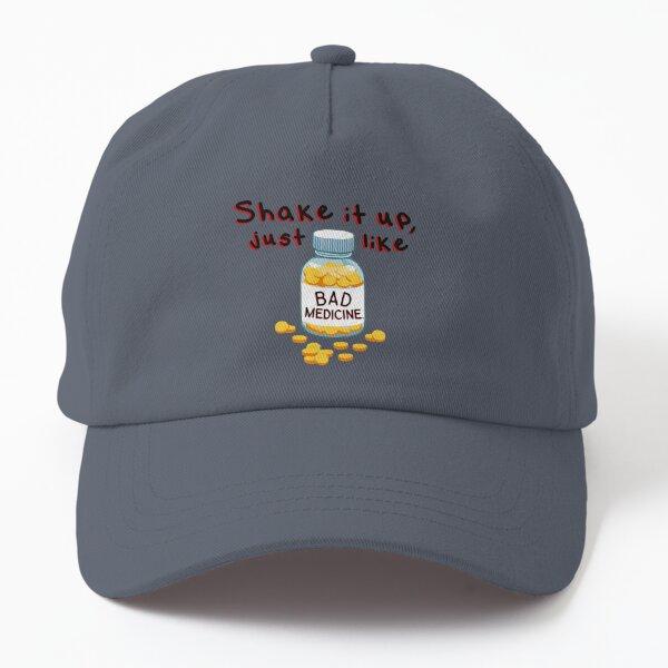 Shake It Up, Bad Medicine - Bon Jovi Design Dad Hat