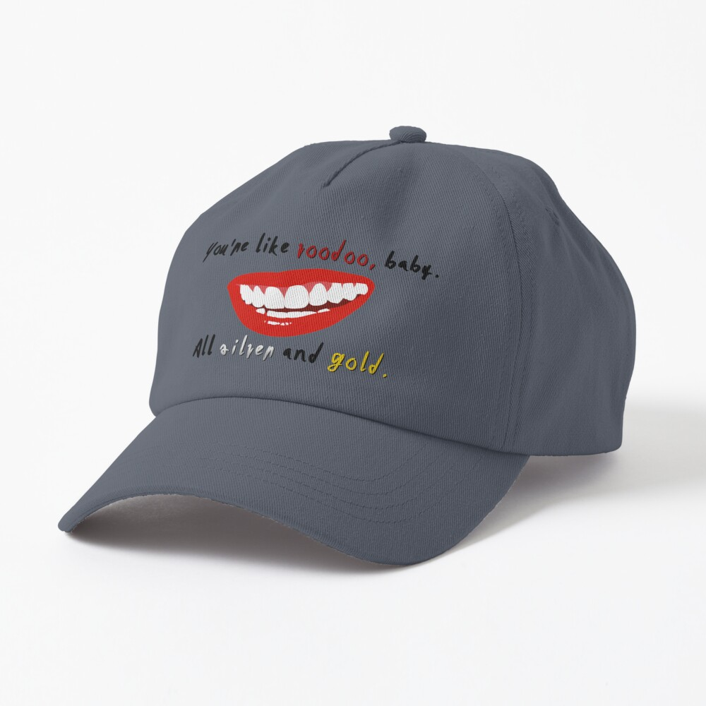 You're Like Voodoo, Baby - Rogue Traders Design Cap