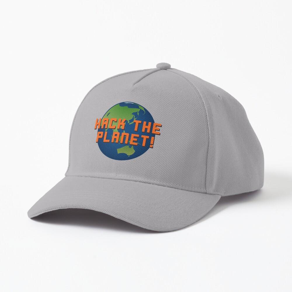 Hack The Planet! - Hackers Design Cap