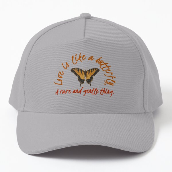 Love Is Like A Butterfly - Dolly Parton Design Baseball Cap