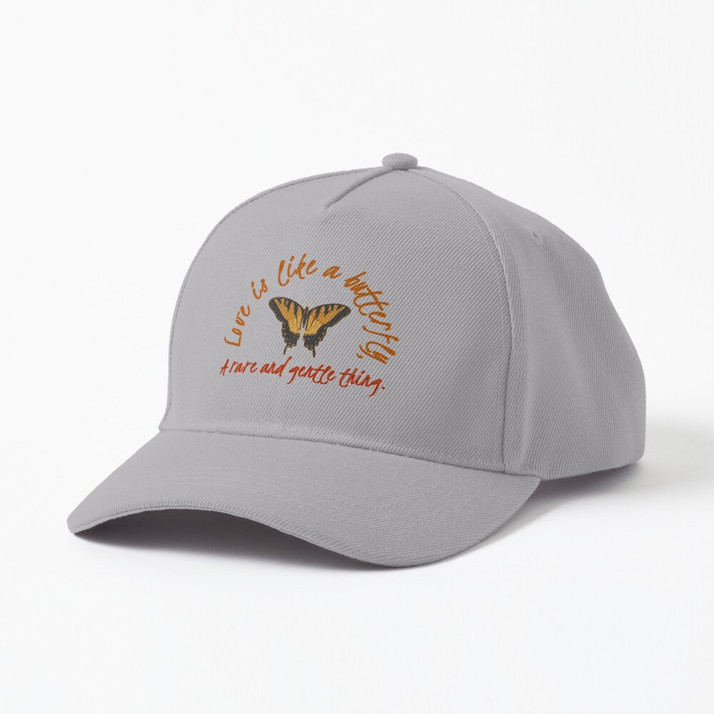 Love Is Like A Butterfly - Dolly Parton Design Cap