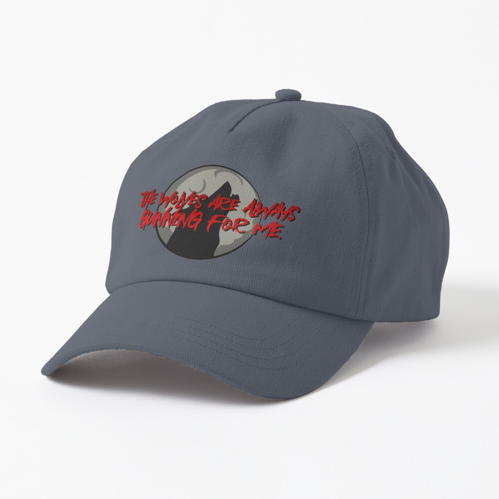 Wolves Are Always Gunning For Me - Emma Blackery Design Cap