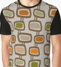 Mid-Century Dangling Rectangles Graphic T-Shirt