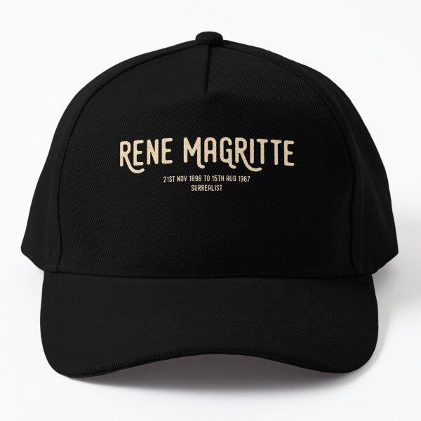 Rene Magritte Baseball Cap