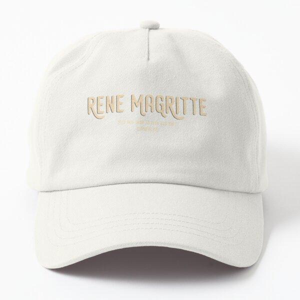 Rene Magritte Dad Hat
