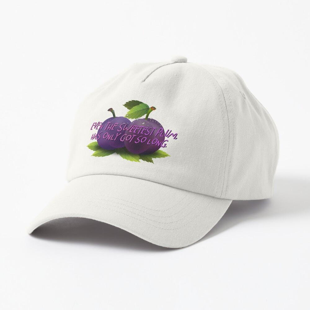 Even The Sweetest Plum - Troye Sivan Design Cap