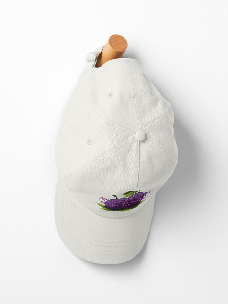 Alternate view of Even The Sweetest Plum - Troye Sivan Design Cap