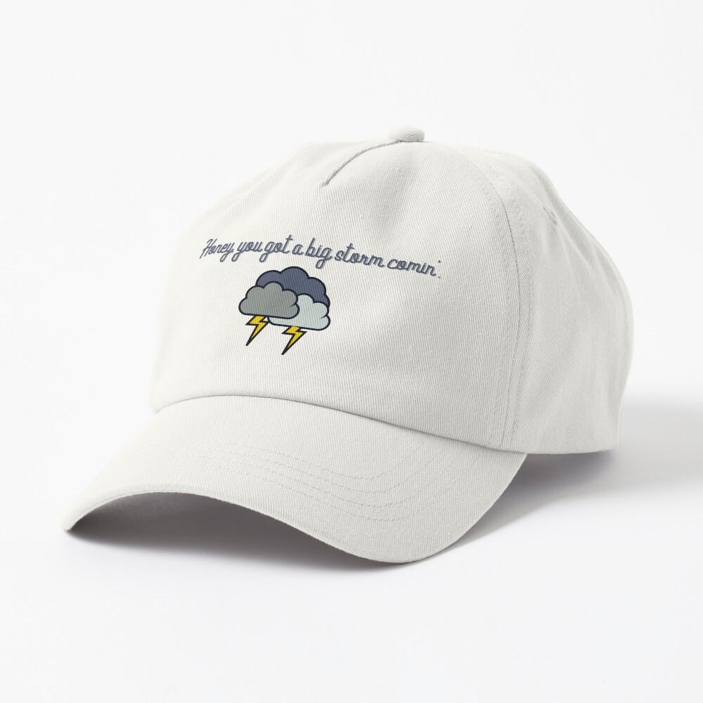 Honey, you got a big storm comin' - Vine Design Cap